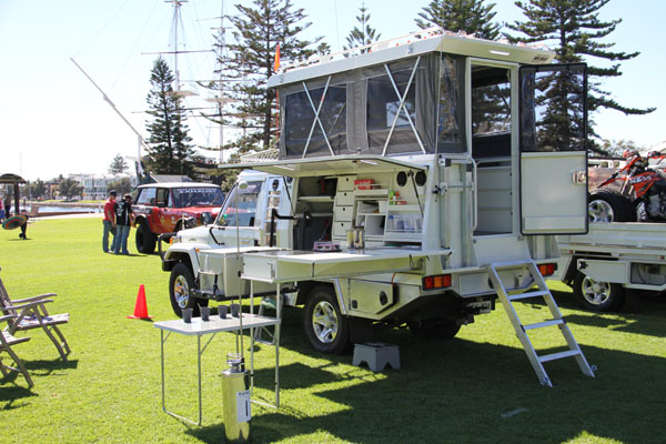 TRAILERS · UTE BACK CAMPERS ... & Wilmax Aluminium Fabrications