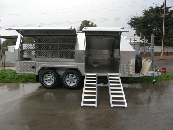 Creative  Gallery Of Our ATV Campers  ATV Camper Trailers  See And Get More